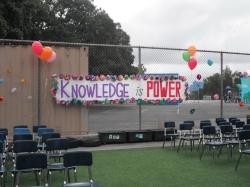 Stephen McDow believes in education!