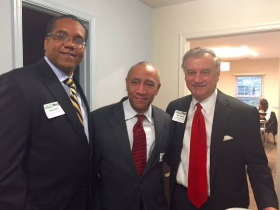 Maryland State House - Friends of Medicine - Chairman Barve (Right)