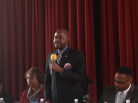 Dr. Edwin Powell Campaign