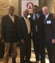 Federation of Southern Cooperatives leaders and Doug O'Brien