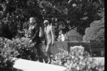 Singer Ray Charles (RIP) at the White House being honored