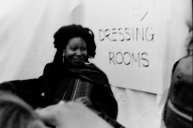 Co-Host, Comedian, Whoopie Goldberg at President Clinton's inauguration concert
