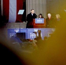 President Obama Speaking at Whistle Stop Baltimore.