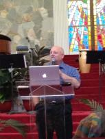 Pastor Dave Owens, Embassy Church DC