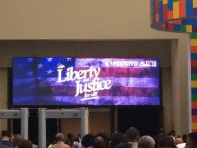 Congressional Black Caucus Foundation Prayer Breakfast.