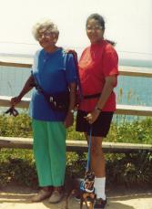 mom and nan